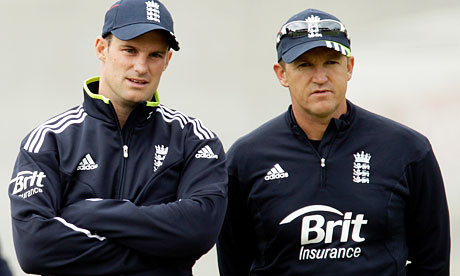 Strauss and Flower continue to mastermind England's success