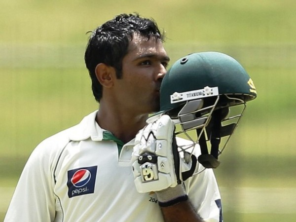 Asad Shafiq - Brilliant unbeaten century in the second innings