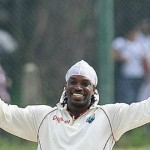Chris Gayle back in the West Indies Test squad