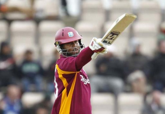 Dwayne Smith - Enjoying batting at the top order