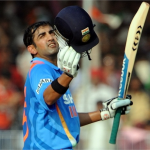 Cheers for India after a ton from Gautam Gambhir – 3rd ODI vs. Sri Lanka
