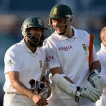 Tons by Hashim Amla and Graeme Smith – South Africa in command vs. England, 1st Test