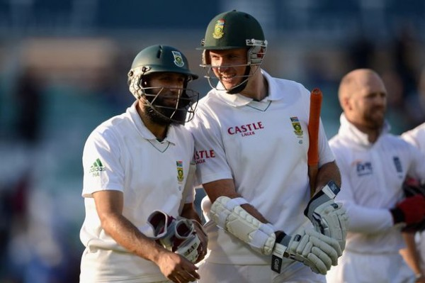 Hashim Amla and Graeme Smith - Put South Africa on top with their powerful batting