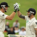 New Zealand's top order fights well for survival – first Test vs. West Indies