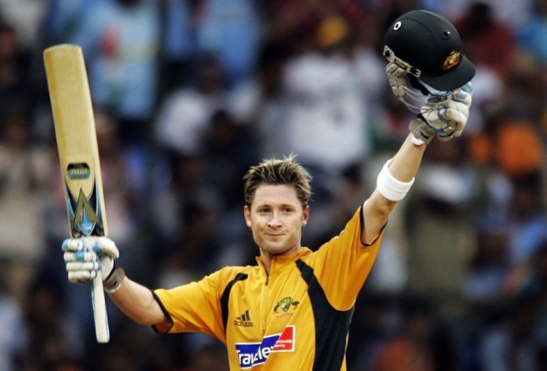 Michael Clarke - To lift the depleted Australian side