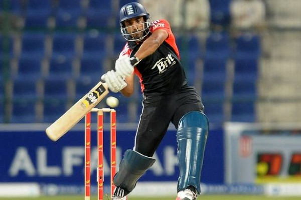 Ravi Bopara - 'Player of the match' for his all round performance