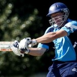 Richie Berrington powered Scotland to an elegant victory over Bangladesh