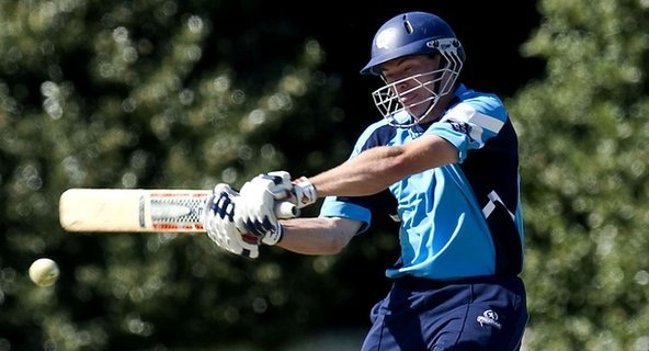 Richie Berrington leads Scotland to win over Bangladesh