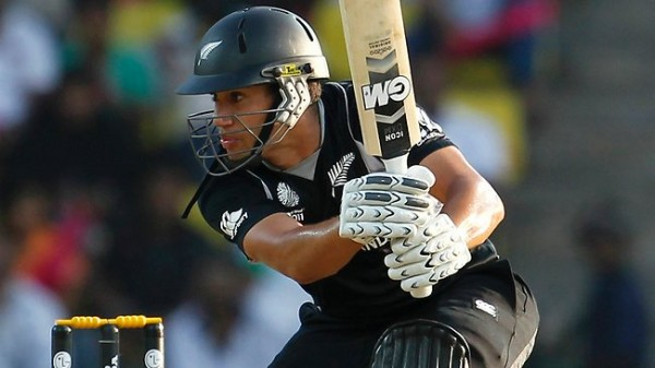 Ross Taylor - A masterly knock of 110 runs