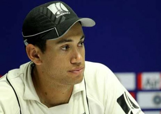 Ross Taylor - Encourages his batsmen to smash tons
