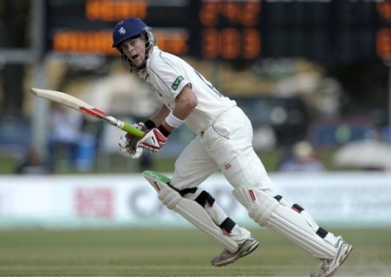 Sam Northeast - Exposed the South Africans bowling with a quick fired fifty