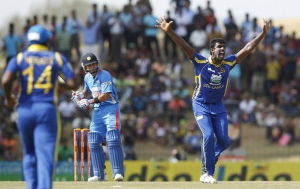 Thisara Perera - Player of the match' for his deadly bowling