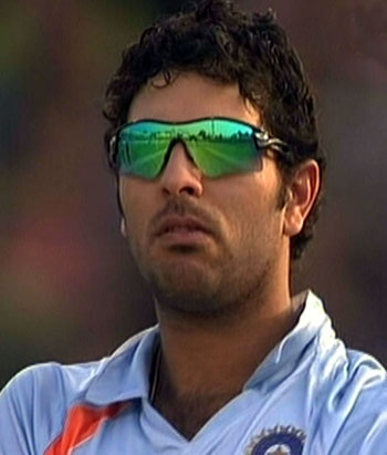Yuvraj Singh, the comeback man