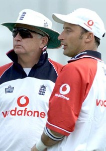 Fletcher and Hussain began England's ascent to the top