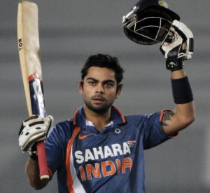 Virat Kohli, India's new Mr. Reliable