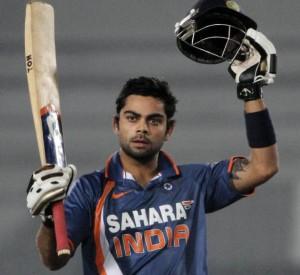 Virat Kohli, India's new Mr. Reliable