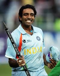 Uthappa was a part of the World T20 winning team as well