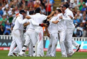 England became the No.1 Test team a year ago
