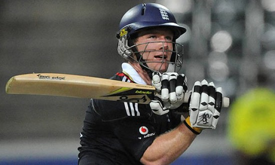 Eoin Morgan - 'Player of the match' for his blistering 73 runs