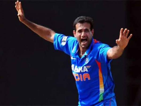 Irfan Pathan - 'Player of the match' for his all round performance