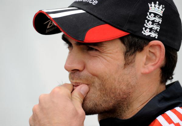 James Anderson - Unhappy with the performance of English bowlers vs. South Africa