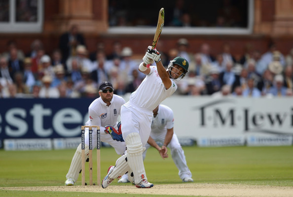 Jean-Paul-Duminy - Stabilised the innings with a responsible knock of 61 runs