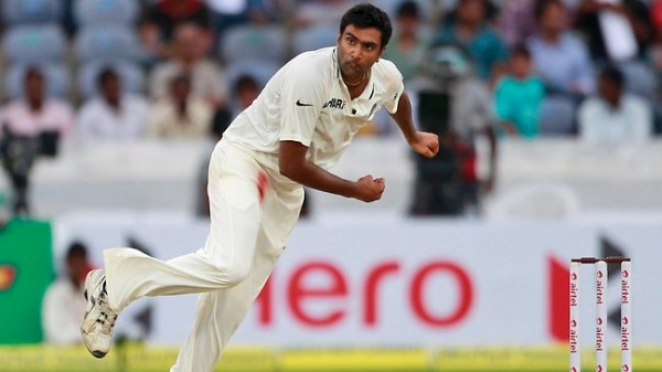 Ravichandran Ashwin - 'Player of the match' for his career best 12-85