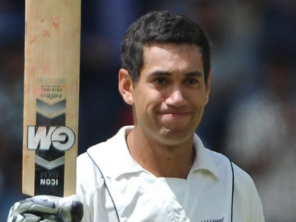 Ross Taylor - The skipper leading from the front with a magnificent ton