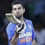 Virat Kohli - The run machine of India scored valuable 68 runs