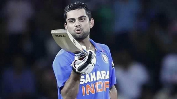 Virat Kohli - The run machine of India scored valuable 68 runs