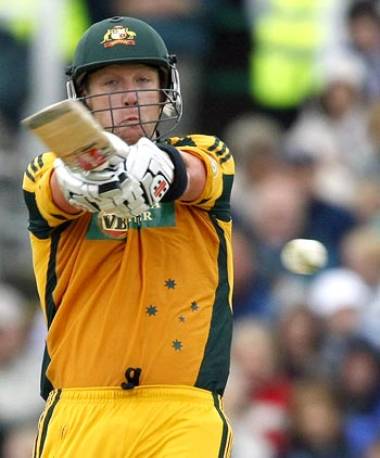 White, Australia's former T20 captain