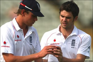 James Anderson and Stuart Broad have not been at their best