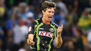 Brad Hogg is back and how!