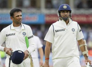 Dravid and Laxman, India's best marriage in Test cricket
