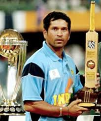 The Man of the Tournament in the World Cup 2003