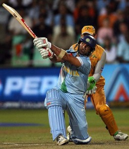 Yuvraj Singh, the darling of the masses