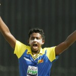 Ajantha Mendis created world record by scrambling Zimbabwe batting