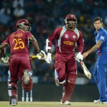 The opening burst of West Indies batting and bowling destroyed England