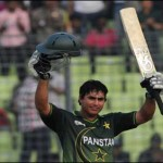 Nasir Jamshed's blitz enables Pakistan a smooth win- 2nd ODI vs. Australia