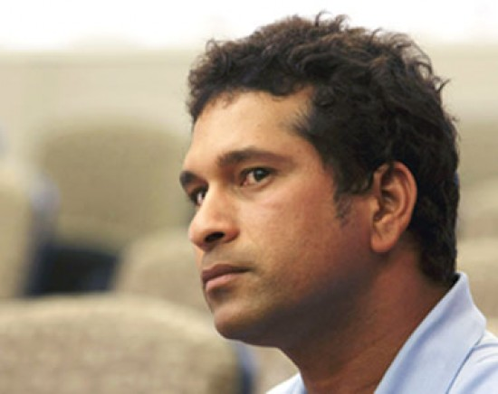 Sachin Tendulkar - Difficulties against fast bolwing