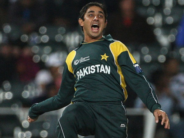 Saeed Ajmal - The magician off spinner 'Player of the match'