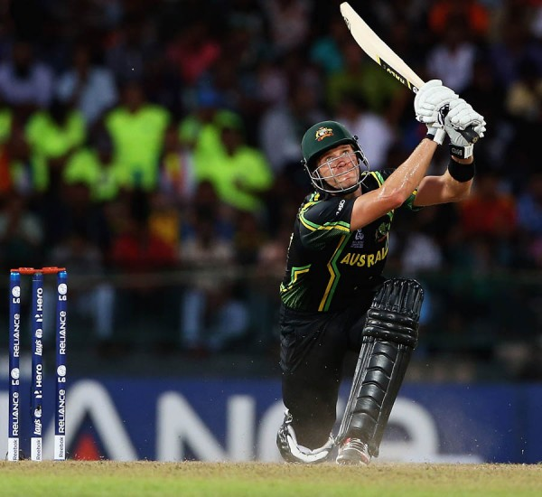 Shane Watson - Continues with his awesome all round performance