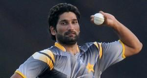 Sohail Tanvir bowling
