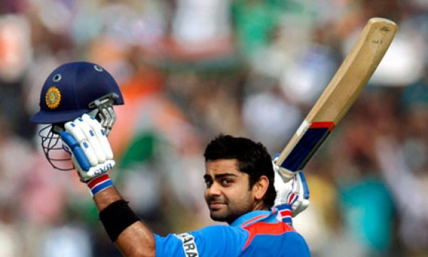 Virat Kohli - A match winning knock of 50 runs