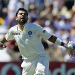 Virat Kohli rescued India with a resolute batting – 2nd Test