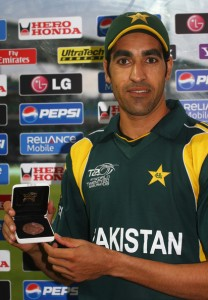 Umar Gul, the highest wicket taker in T20 internationals