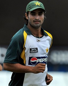Imran Nazir, the hard hitting opening batsman