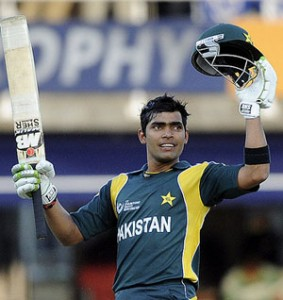 Umar Akmal, Pakistan's rising talent