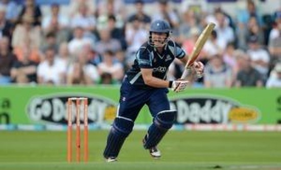 Gary Ballance - The master blaster in the match