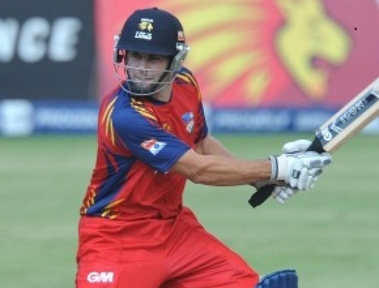 Neil McKenzie - A powerful match winning unbeaten knock of 68 runs